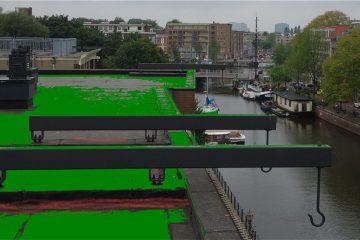 Green Roofs Amsterdam (Netherlands)